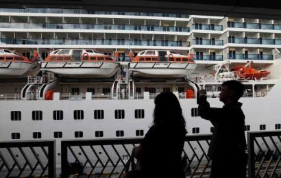 Surprise Outbreak Grows on Cruise Ship Docked in Japan