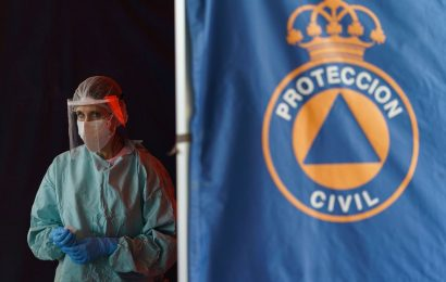 Spain Virus Deaths Rise by the Fewest in Almost a Month