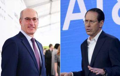 AT&T CEO on coronavirus: 'This is like World War II'