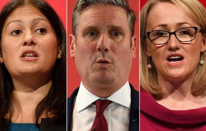 What is in the new Labour leader's in-tray?