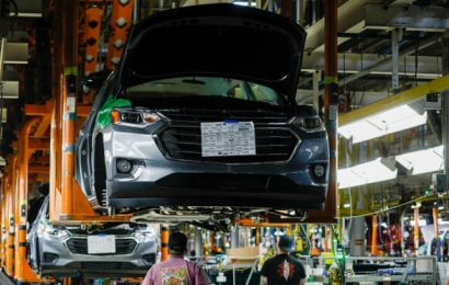 Car plant shutdowns may cost auto industry more than $100bn