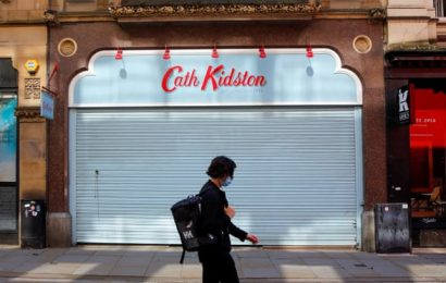 Cath Kidston agrees to hand over pay owed to UK staff in U-turn