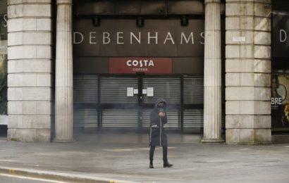 Debenhams prepares to file for bankruptcy