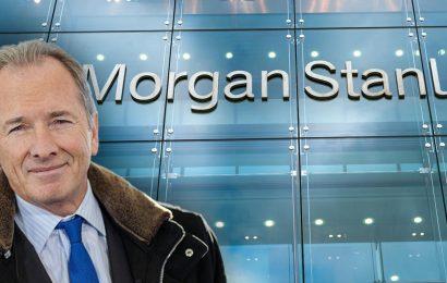 Morgan Stanley CEO recovers from coronavirus