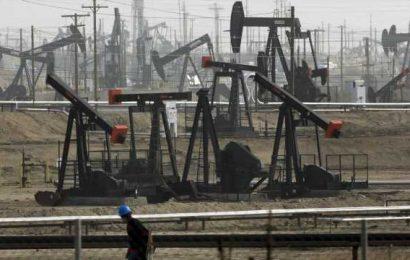 Oil crashes below zero