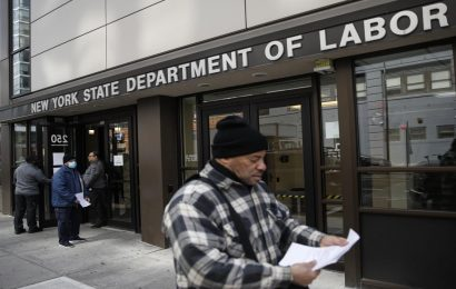 Surge of jobless claims during coronavirus pandemic means unemployment funds are running low