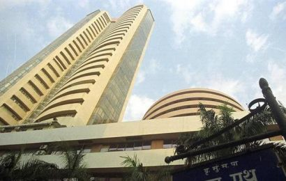 Sensex slumps 536 points; financial stocks lead fall