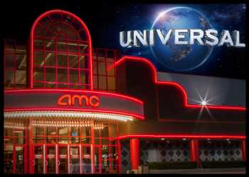 AMC Theaters To No Longer Play Universal Pictures Movies