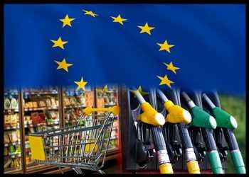 Eurozone Inflation Slows On Energy Prices
