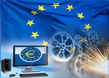 Eurozone Private Sector Logs Record Fall In March