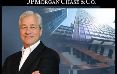 JPMorgan CEO Says Might Suspend Dividend In Extremely Adverse Scenario