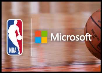 Microsoft To Be AI Partner For NBA