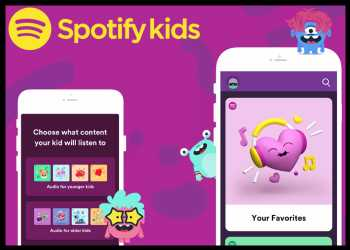 Spotify Kids App Launched In U.S., Canada, France