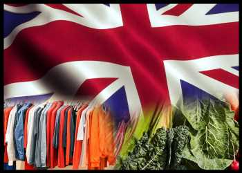 UK Inflation Eases On Falling Fuel, Clothing Prices Ahead Of Lockdown