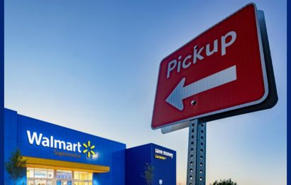 Walmart Launches Curbside Pickup Hour For Senior Customers, First Responders