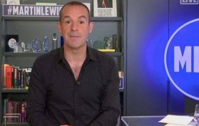 Martin Lewis reveals that self-employment grant claimants could receive payments on May 21