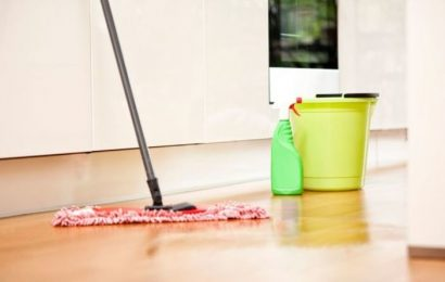 Mrs Hinch fan reveals £2 cleaning hack to transform your dirty floor