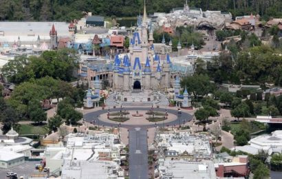 Disney could lose £819m a month from closed parks during coronavirus crisis