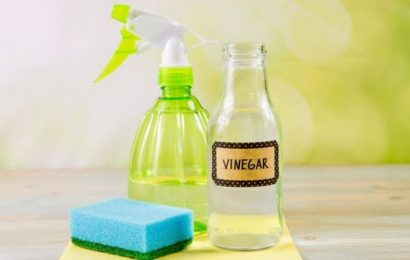 Cleaning tips: Experts reveal how you can use white vinegar to clean your bathroom