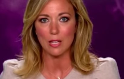 Brooke Baldwin Gives Lockdown-Defying Barber The Painful Truth About Coronavirus