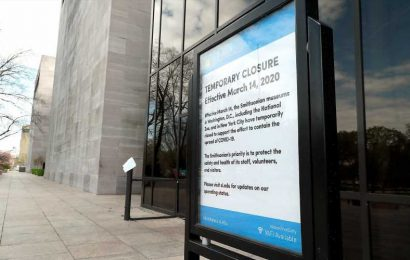 Construction Workers At The Smithsonian Have Tested Positive For Coronavirus