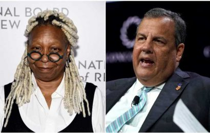 Whoopi Goldberg Asks Chris Christie Who He's Willing To Sacrifice To Reopen Economy