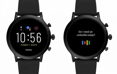 Amazon has slashed off this FOSSIL Gen 5 Smartwatch – but you'll need to be quick
