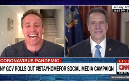 Every Time Chris Cuomo and Governor Andrew Cuomo Have Bickered on National Television
