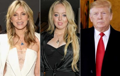 After Daughter Tiffany Graduates Law School, Trump Jokes Lawyer in Family Is 'Just What I Need'