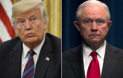 Trump and His Former Attorney General Jeff Sessions Get Into a Very Public Twitter Argument