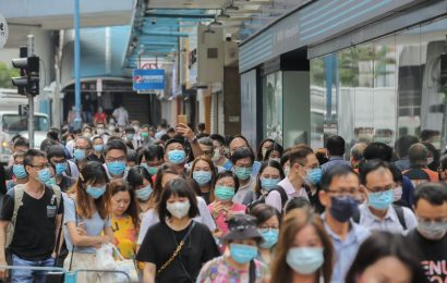 Second Waves Are Plaguing Asia's Virus Recovery