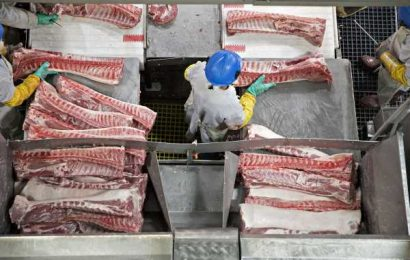 Trump's Slaughterhouse Order a Blunt Tool Against Political Risk