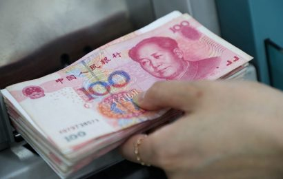China Official Says Increasing Debt Level Feasible and Necessary
