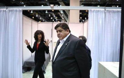 Pritzker Finds Running Most-Troubled U.S. State Only Gets Harder