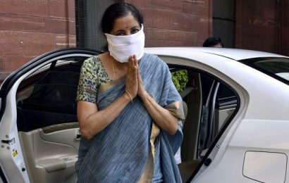 Sitharaman may announce Rs 3 trillion stimulus package this week