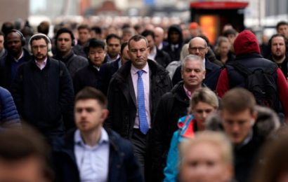Nearly a quarter of British employees furloughed in last fortnight