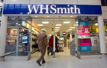 WH Smith pins hopes on autumn rebound after 85% fall in sales