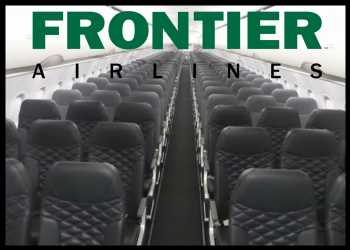 Frontier Airlines Passengers Can Opt For Empty Seat Next To Them