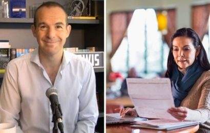 Martin Lewis explains how self-employed grants will impact Universal Credit payments