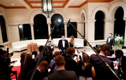 Trump's Mar-a-Lago Broken Promise Does Not Affect His Ability To Vote From There