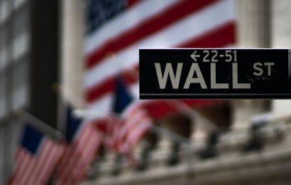 Wall Street Slumps As U.S. Sees Uptick In Coronavirus Cases