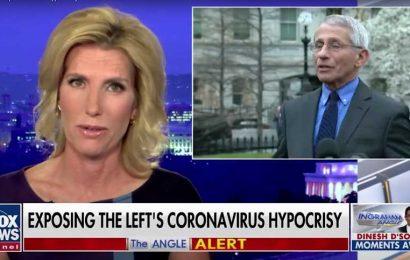 Ingraham Calls Fauci 'Medical Deep State,' Tells Trump To Ignore Virus Rally Warnings