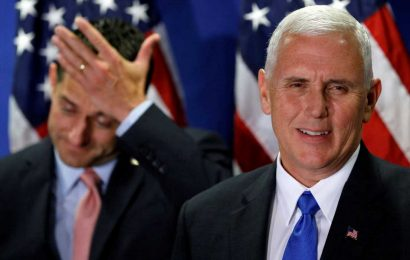 Mike Pence Reportedly Voted Via 'Rigged' Mail System, Joining Other Officials (And Trump)