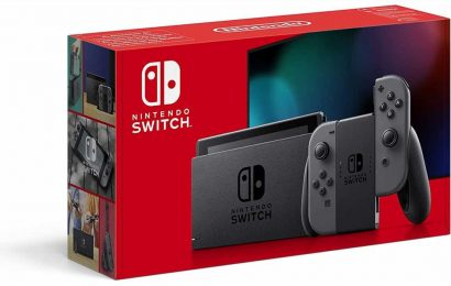 Save £15 on the Nintendo Switch with cashback