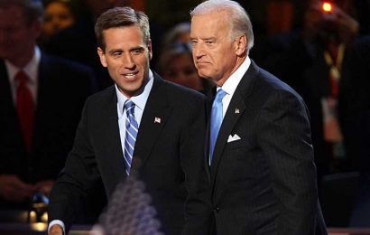 Joe Biden Held a Private Mass Service for Late Son Beau Biden on 5-Year Anniversary of His Death