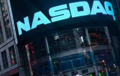 Boom Times For Tech Stocks Sends Nasdaq Past 10,000-Point Mark