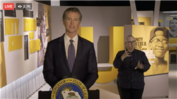 Governor Gavin Newsom Announces Guidelines For Restarting Film & TV Production On June 12, If Local Conditions Permit