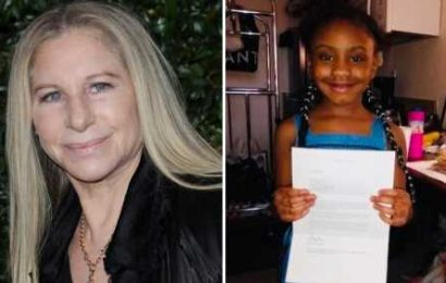 Barbra Streisand Makes George Floyd's Daughter Disney Stockholder
