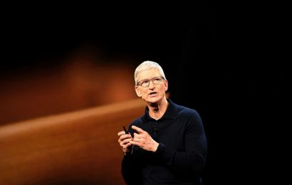 Apple's Cook Says 'Painful Past Is Still Present Today' in Memo