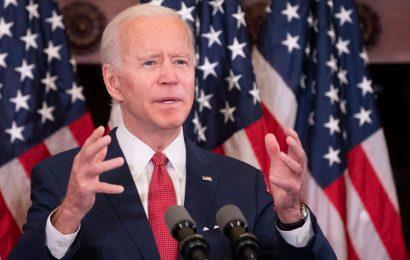Biden Says Trump Squandered Economic Expansion Begun With Obama